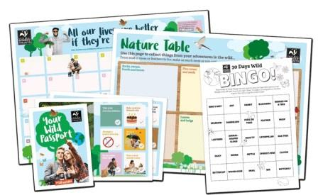 Photo of the 30 days wild activity pack