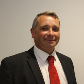 Photo of Councillor Andy Burgin