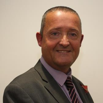 Photo of Councillor John Coxhead