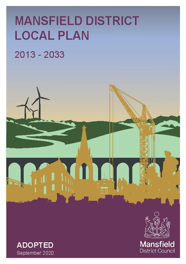 Adopted Local Plan 2013-2033