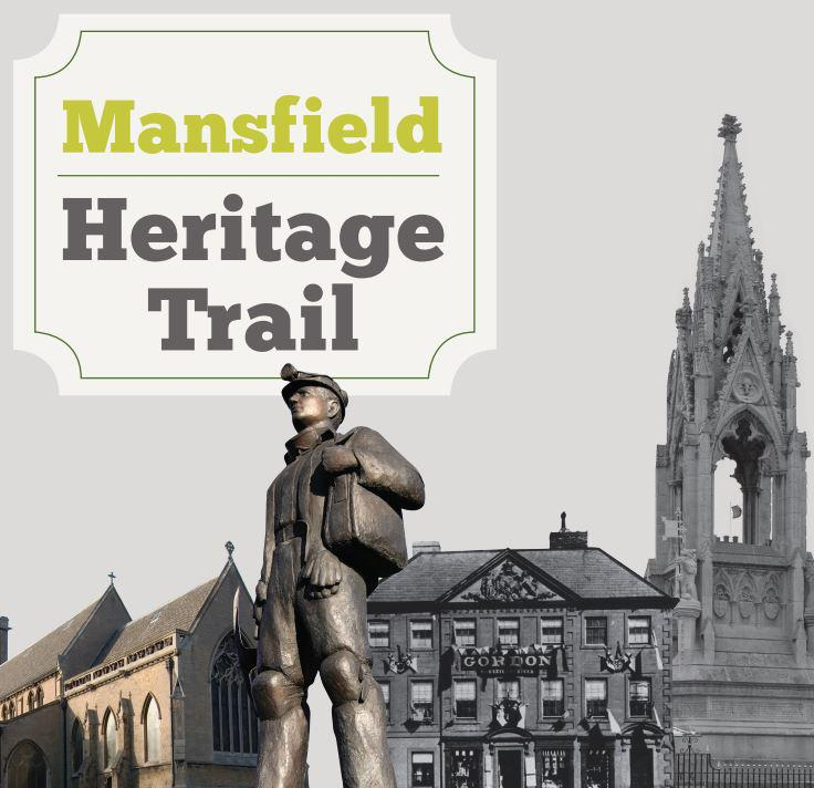 Mansfield Heritage Trail guide