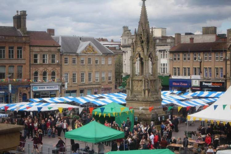 Mansfield Market event image