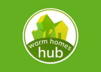 Warm Homes Hub logo