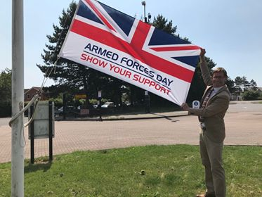 Armed Forces Day 2020